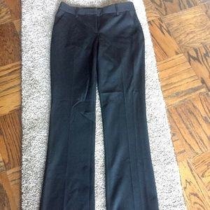 Express barely boot/mid-rise pants